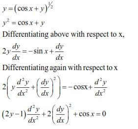 WBJEE Differential Equations S5