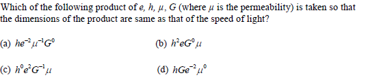 WBJEE Dimensions and Measurements Question1