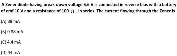WBJEE Electronic Devices Q2