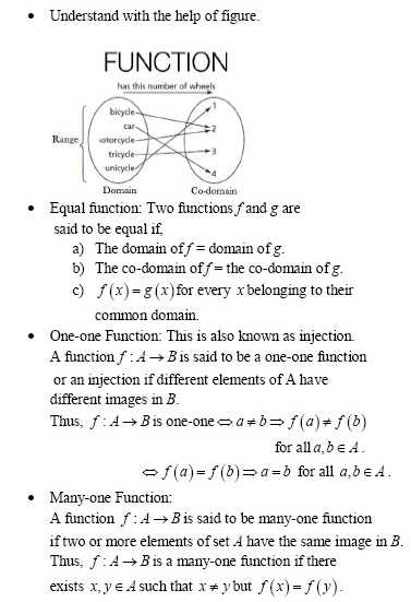 WBJEE Functions