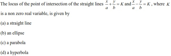 UPSEE Hyperbola Question 3