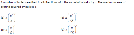 WBJEE Kinematics Question 2