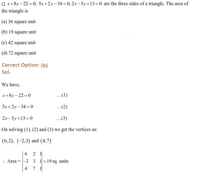 Previous year WBJEE questions