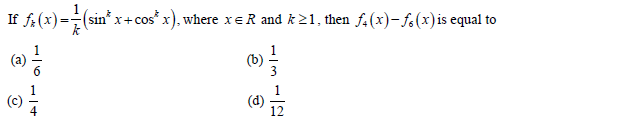 UPSEE Relation functions question 4