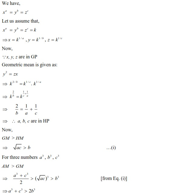 WBJEE Sequence series solution 5