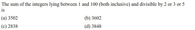 WBJEE Sequence series question 1