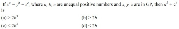 WBJEE Sequence series question 5