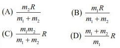 WBJEE centre of mass question 2