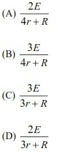 WBJEE Electric Current question 2