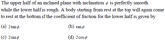 WBJEE laws of motion question 2