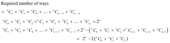 WBJEE Permutation and Combination solution 2