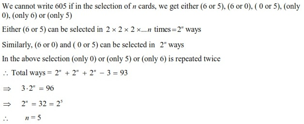 WBJEE Permutation and Combination solution 4