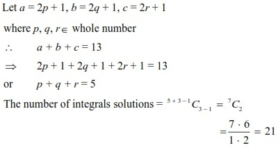 WBJEE Permutation and Combination solution 5