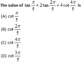 WBJEE Trigonometric Functions Q1