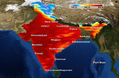 WEATHER FORECAST india.