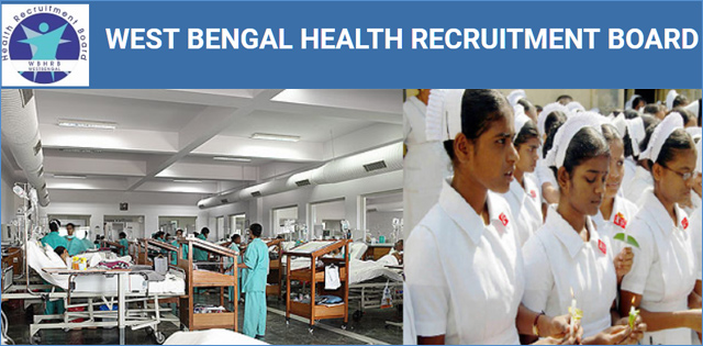 WBHRB Medical Officer (Specialist) Posts 2018