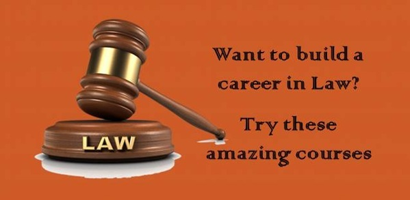 Law courses that offer you amazing job options