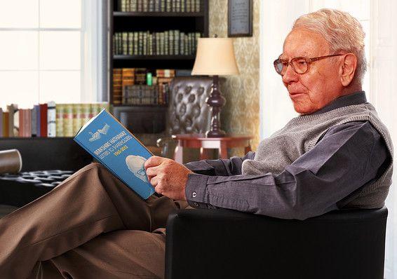 Warren-Buffett-reading
