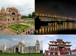 West Bengal Famous tourists places