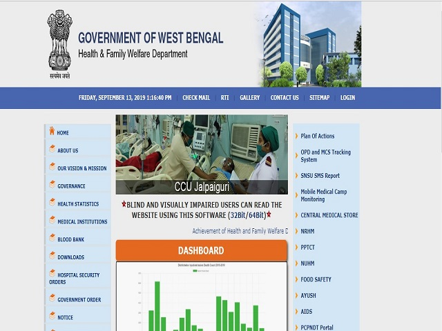 West Bengal Health and Family Welfare Samiti (WBHFWS) Counsellor Posts 2019