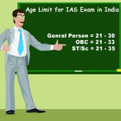 What is Age Limit for IAS Exam in India?