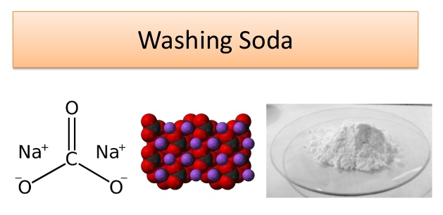 Washing Soda: Production, Properties and Uses