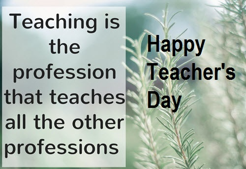 teachers day 5th september importance reasons of celebration