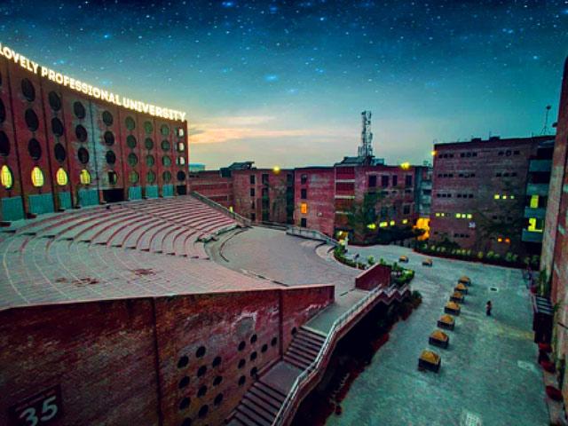 Why LPU is regarded Top university