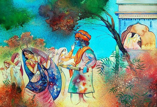 Why Holi festival is celebrated