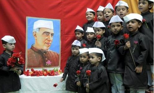 Why children's day is celebrated on 14 November in India