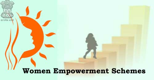 Women Empowerment Schemes in India