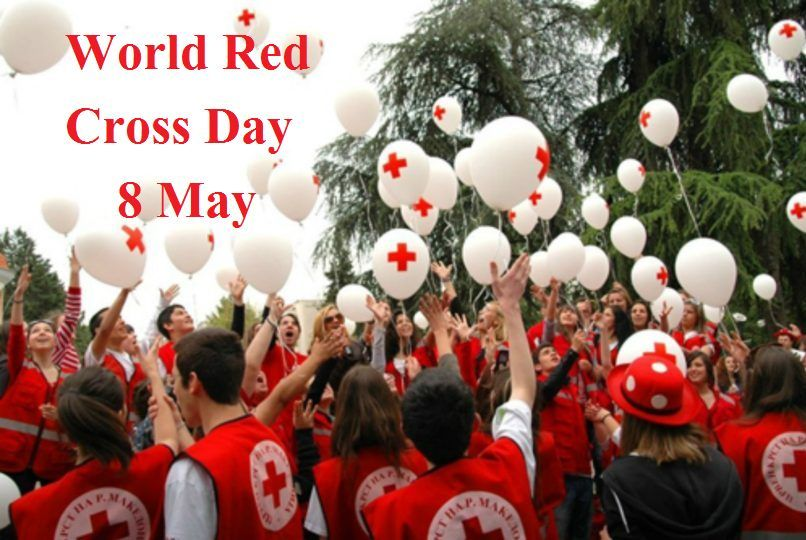 Image result for world red cross day 2019 theme