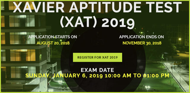 XAT 2019 online registration begins, Check details at xatonline.in