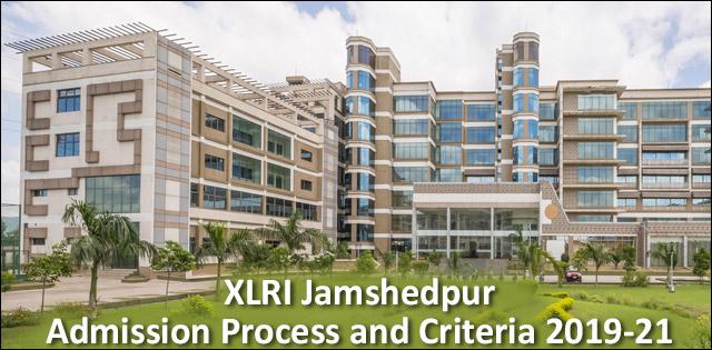 Xlri Jamshedpur Admission Process And Criteria 2019 21 Shortlist