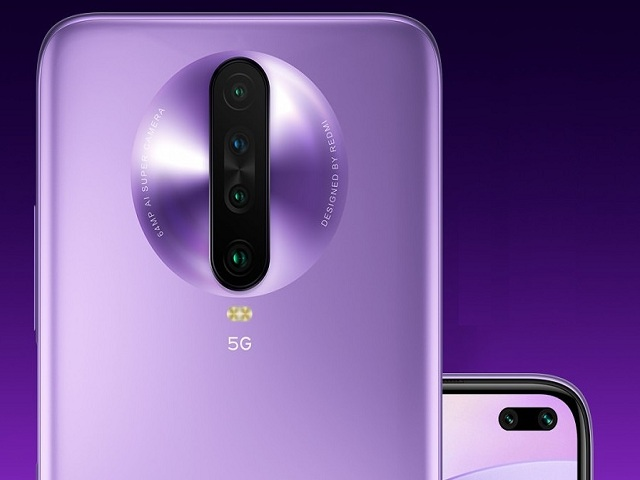 Redmi K30 Camera