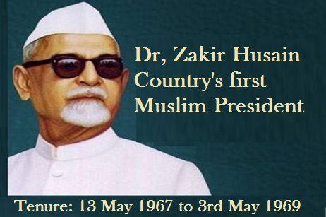 President Zakir Husain