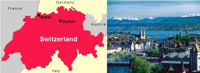 Zuerich Switzerland