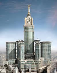 abraj al bait clock tower