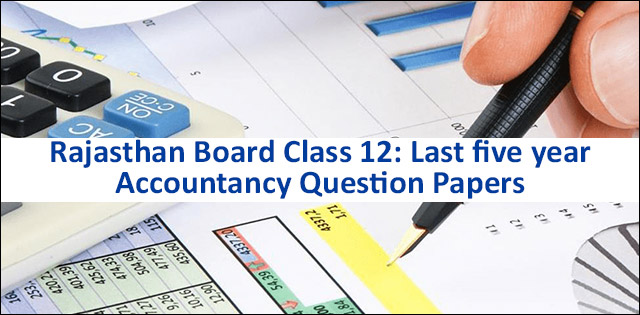Accountancy question papers