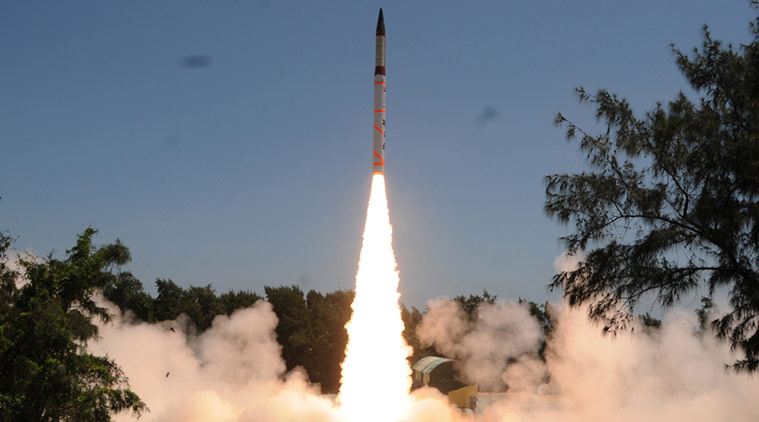India's nuclear weapon system