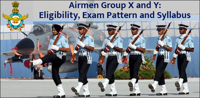 IAF Group X and Y Recruitment