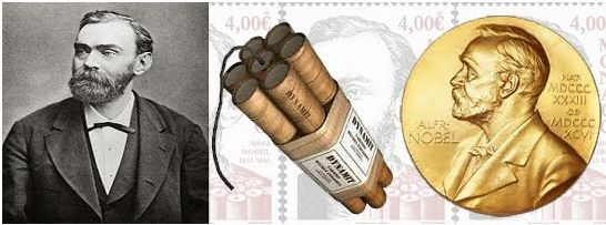 Why Nobel Prizes were started?