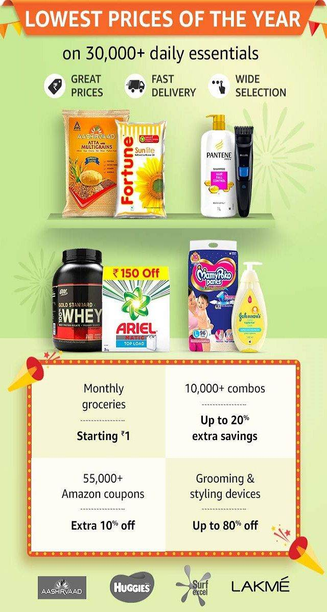 Amazon Great Indian Festival Sale 2019: Offer 3