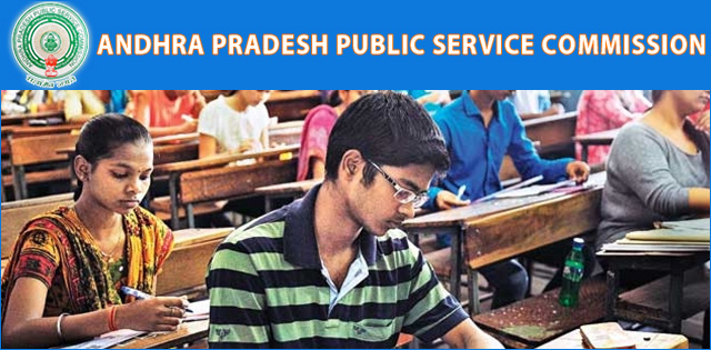 Andhra Pradesh PSC Recruitment 2019