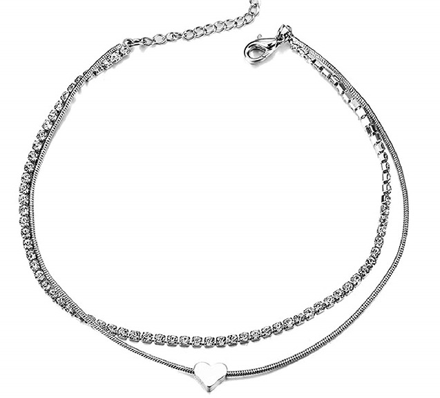 Round anklet