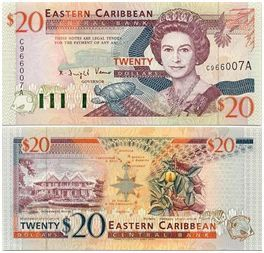 antigua barbuda currency