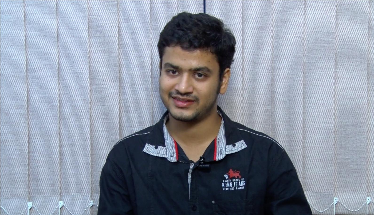 Anubhav JEE Adv. AIR-101