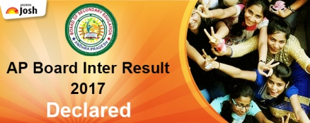 AP Inter Result 2017 to be announced today at 12PM