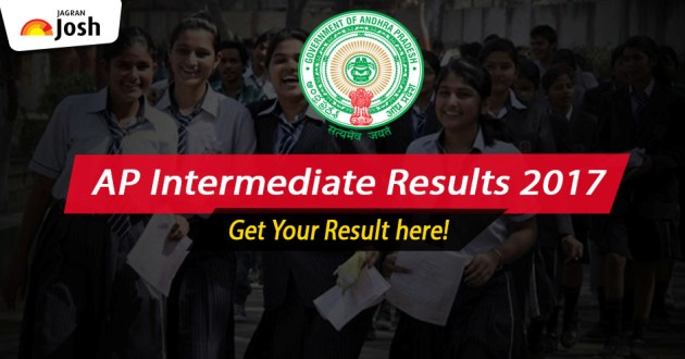 AP Inter Result 2017 announced, Girls outshine boys as 77% students clear the exam