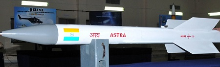 astra missile